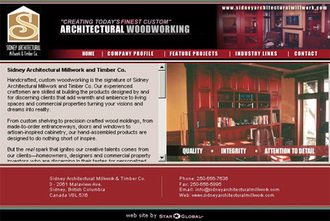 Sidney Architectural and Millworking